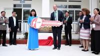 Quỹ từ thiện Cargill Cares bàn giao trường học mới thứ 100 cho Nghệ An