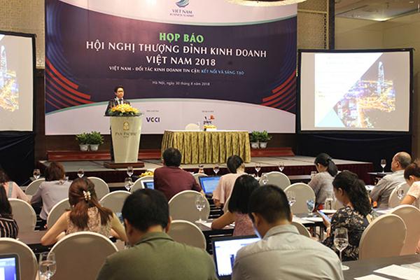 Hội nghị Thượng đỉnh Kinh doanh Việt Nam (VBS) 2018