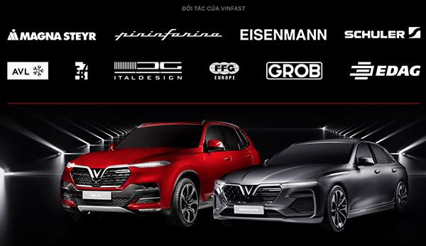Lễ ra mắt xe hơi thương hiệu Việt tại Paris Motor Show 2018