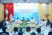 """TRUYỀN HÌNH TRỰC TIẾP: Tọa đàm """"Nghị định 40/2018/NĐ-CP-Hành lang pháp lý thúc đẩy lĩnh vực bán hàng đa cấp tại Việt Nam"""""""