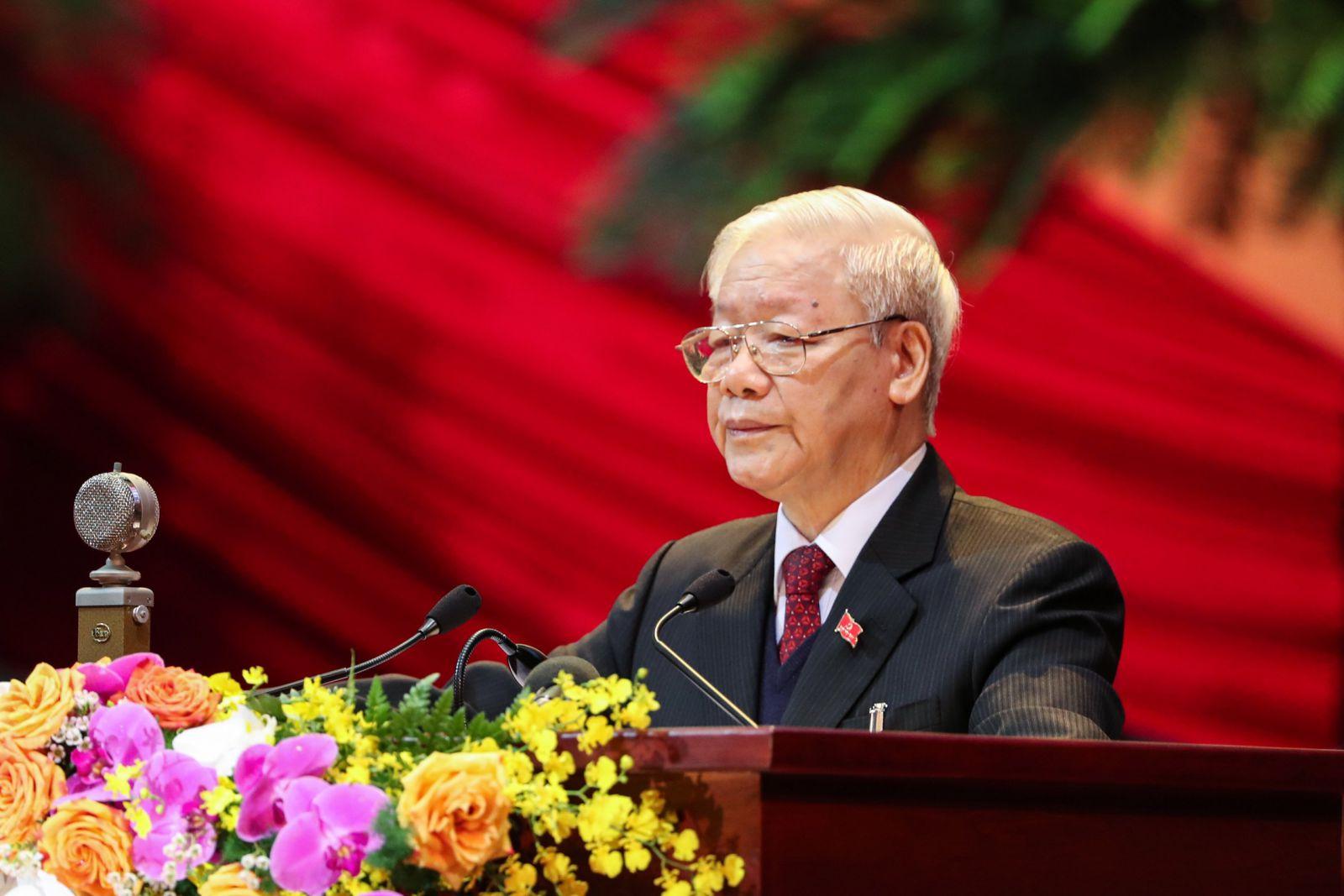 Tổng Bí thư, Chủ tịch nước Nguyễn Phú Trọng: Đẩy mạnh toàn diện, đồng bộ công cuộc đổi mới