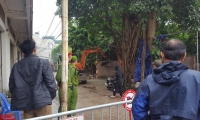 Hà Nội: Cưỡng chế thu hồi đất phục vụ dự án nhà ở xã hội Thượng Thanh