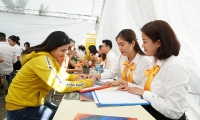 Nhiều vị trí tuyển dụng hấp dẫn từ ngày hội việc làm tại Phú Quốc