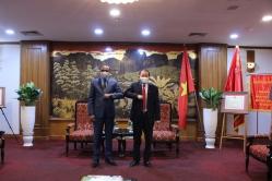 Thắt chặt hợp tác giữa doanh nghiệp Việt Nam và cộng đồng Pháp ngữ