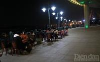 Hải Phòng: Hàng quán đua nhau lấn chiếm vỉa hè