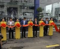 Thaco khánh thành trung tâm ô tô kiểu mẫu đầu tiên trên cả nước