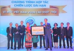 FrieslandCampina Việt Nam đầu tư 55 tỷ cho Giáo dục và dinh dưỡng học đường