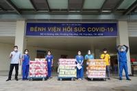 Vinamilk đóng góp hơn 95 tỷ đồng chung tay cùng chính phủ chống dịch Covid-19