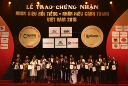 Nhãn hàng Sữa Cô Gái Hà Lan đạt Top 10 Nhãn hiệu nổi tiếng Việt Nam 2018