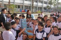 Sữa Cô Gái Hà Lan tái khởi động chương trình giáo dục dinh dưỡng và phát triển thể lực năm học 2018- 2019