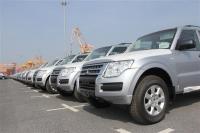 Hơn 500 triệu USD nhập khẩu ô tô qua cảng Hải Phòng