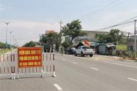 Quảng Nam lập chốt để kiểm soát dịch có hiệu quả
