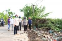 """Ô nhiễm bãi rác tại Kiến Thụy (Hải Phòng): Chính quyền """"họp kín"""" với người cung cấp thông tin"""