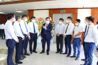 Hải Dương: Cam kết đồng hành cùng doanh nghiệp vượt bão COVID-19