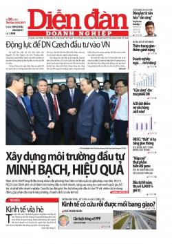 Báo giấy số 30 (Thứ Sáu 14/4/2017)